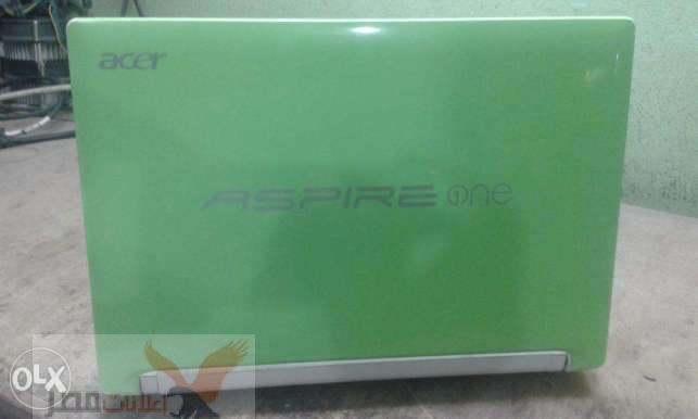 Aser aspire atom hd 320 g لاب ميني