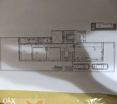 دوبلكس 320م ب4800 جنيه بحديقة 160م وجراج بيت الوطن