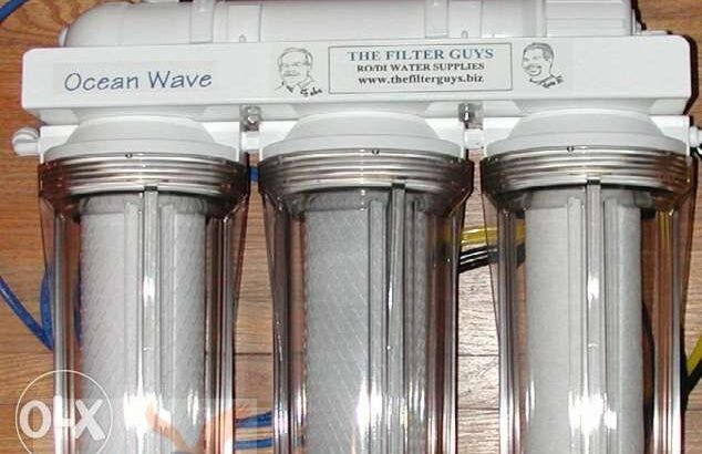 فلتر مياه 5 مراحل