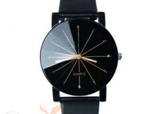 Leathear watch