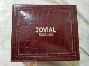 ساعة Jovial watch
