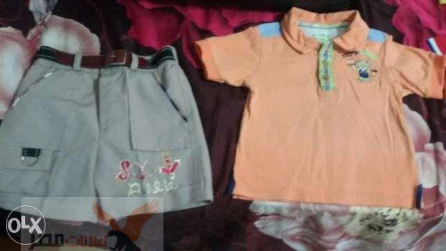 ملابس صيفى من ماكس وسنتربوينت اولادى يلبس سنتين و3سنين
