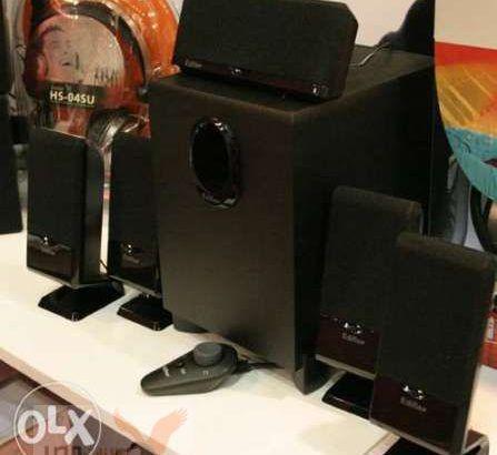 Edifier M1550 5.1-Channel Speaker