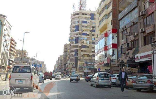 شقة للإيجار فى مصطفى النحاس