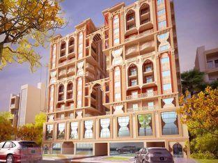 امتلك شقة 111 م فى ارقي مجمع سكنى في اسيوط منطقة سيد بانظمة دفع تناسبك