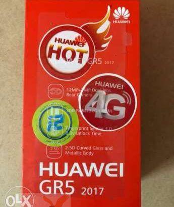 موبايل Huawei GR5 2017 للبيع
