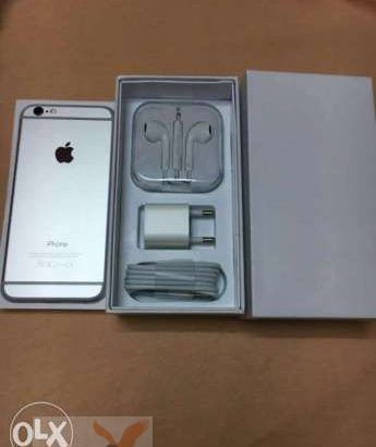 IPhone 6 64GB Silver للبيع